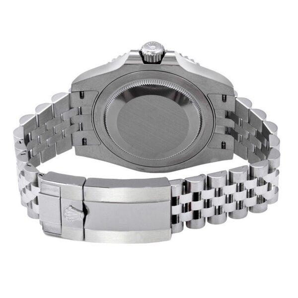 Rolex GMT-Master II 126710BLNR Hombre 904L Acero inoxidable Oystersteel 40MM