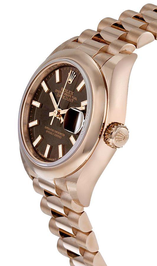 Rolex Datejust 279165 Lady Oro Everose de 18k 28MM