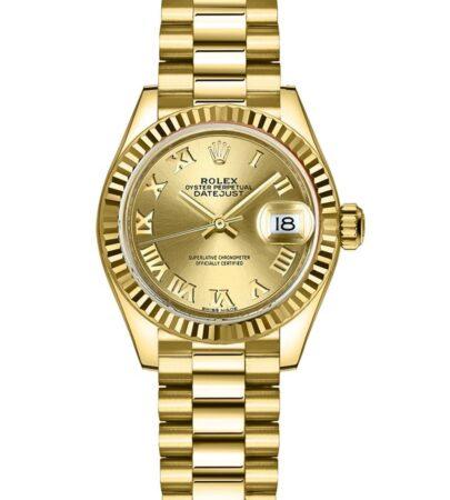 Rolex Datejust 279178 Mujer Oro amarillo de 18 k 28MM